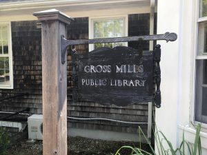 cross mills library