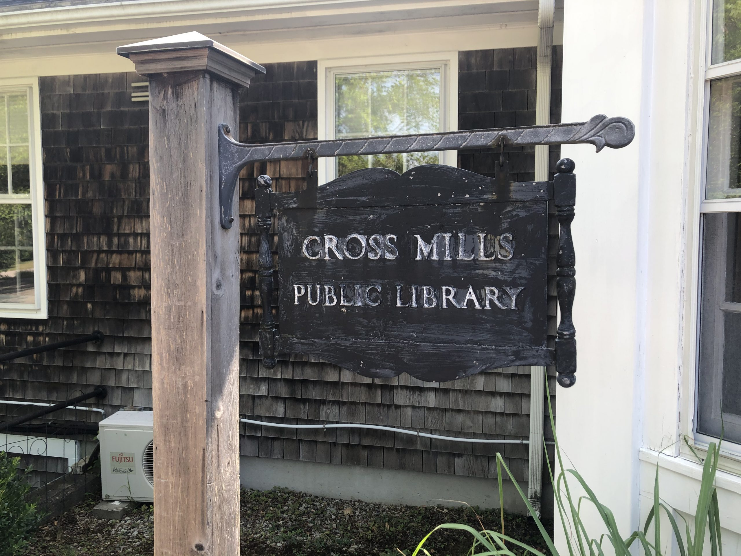 cross mills library