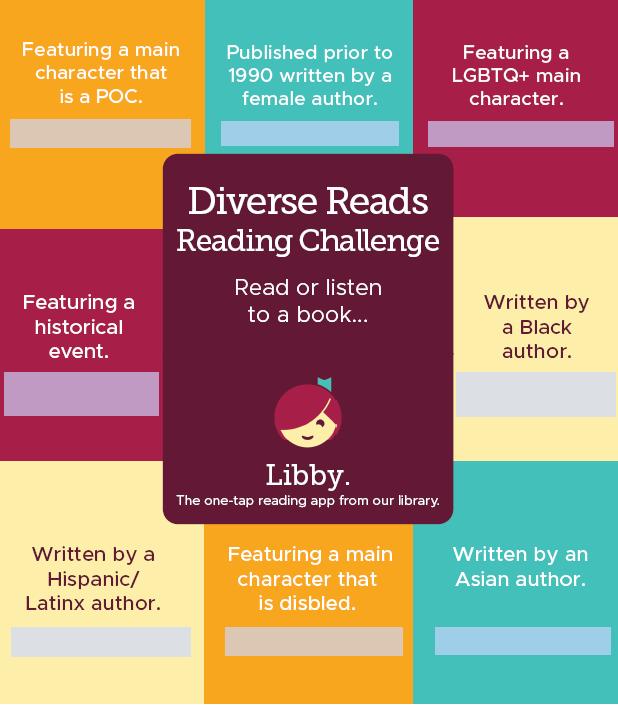 diverse reads challenge