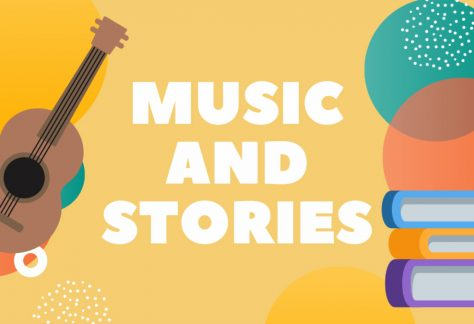 music and stories with Mr. Mike
